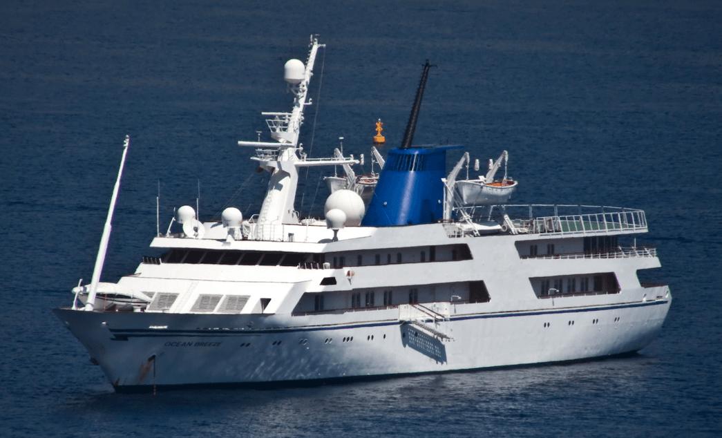 Ocean Breeze - Yacht - 1