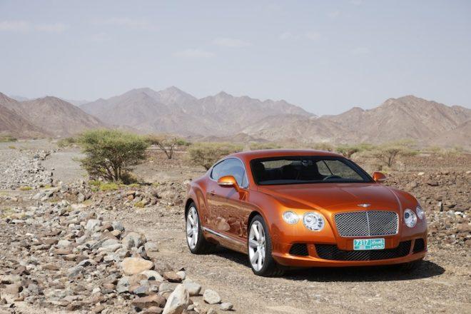 Bentley - James Bond - 5