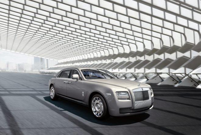 Rolls-Royce Ghost - LBW - 1