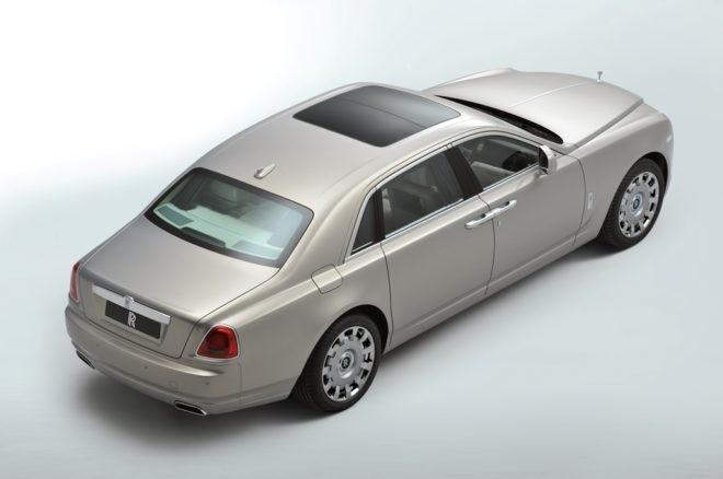 Rolls-Royce Ghost - LBW - 2