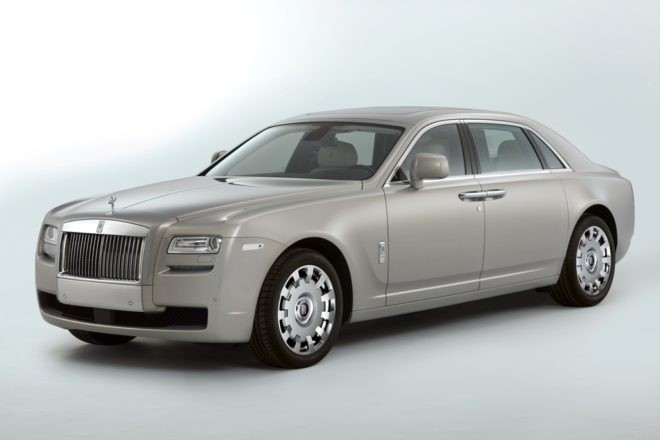 Rolls-Royce Ghost - LBW - 3