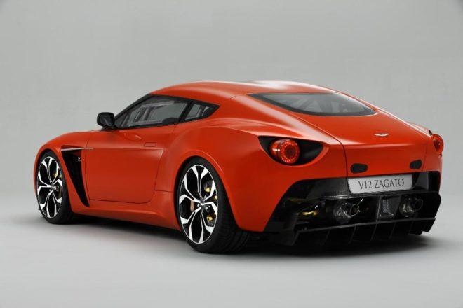 Aston Martin V12 Zagato - 1