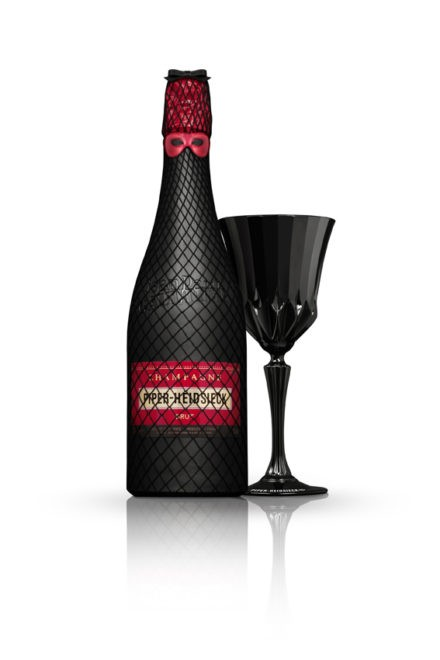 Champagne Piper-Heidsieck - Jean-Paul Gaultier - 1
