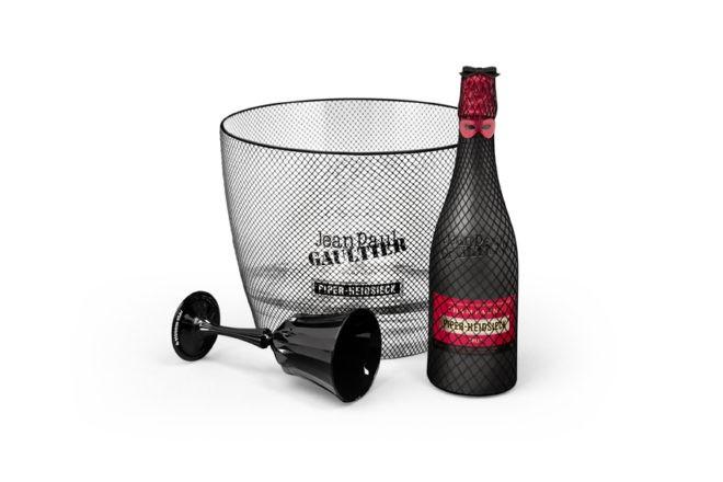 Champagne Piper-Heidsieck - Jean-Paul Gaultier - 3