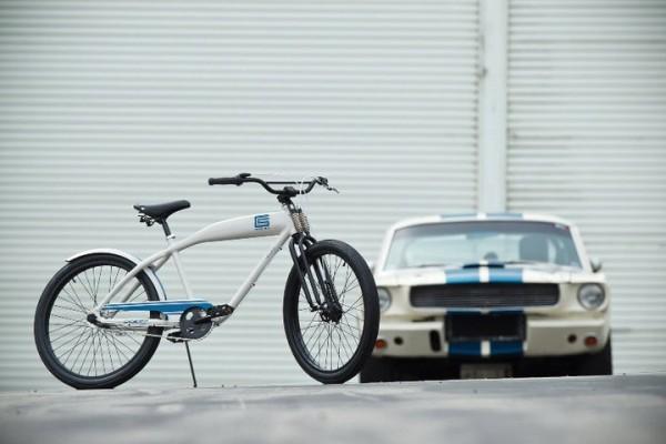 Vélo Shelby Cruiser, par Felt - 1