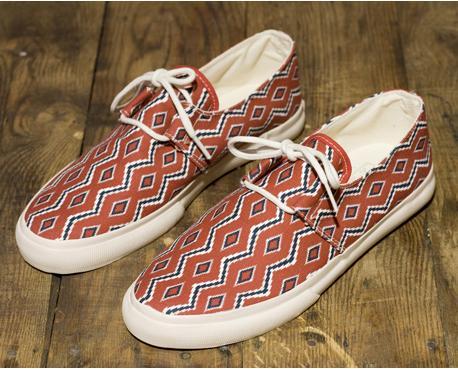 YMC - Canvas Deck Shoe - 1