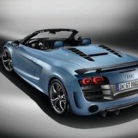 Audi R8 Spyder GT - 1