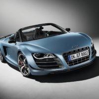 Audi R8 Spyder GT - 2