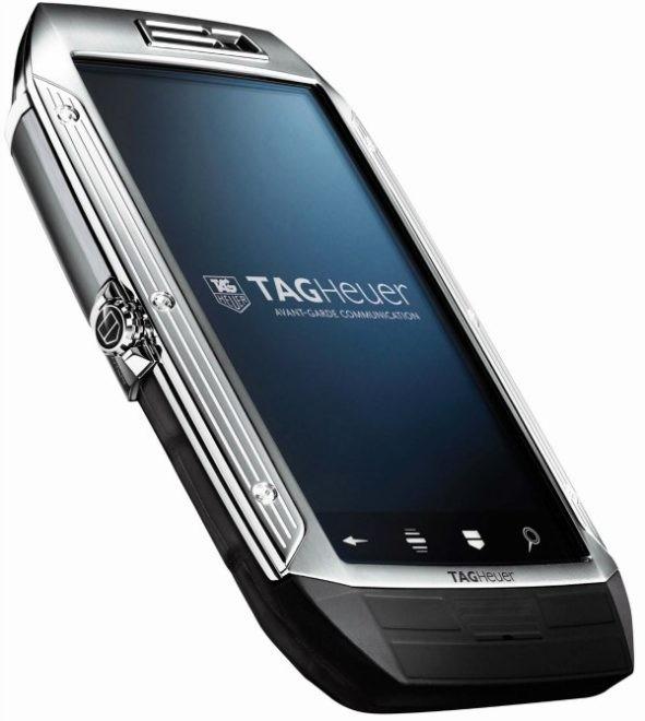 Smartphone Link, par Tag Heuer - 1