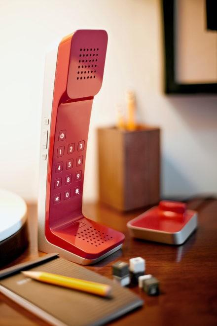 Téléphone fixe modèle 500 - Detraform - 2