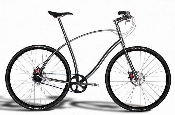 Vélo No.1, par Paul Budnitz
