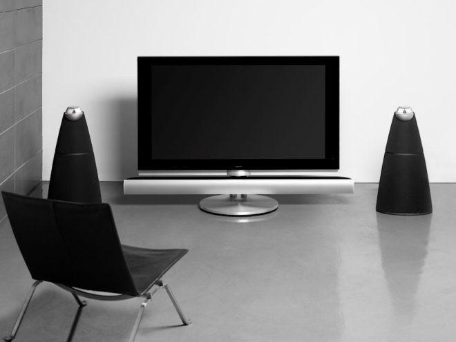 Téléviseur 3D BeoVision 7-55, par Bang & Olufsen - 1