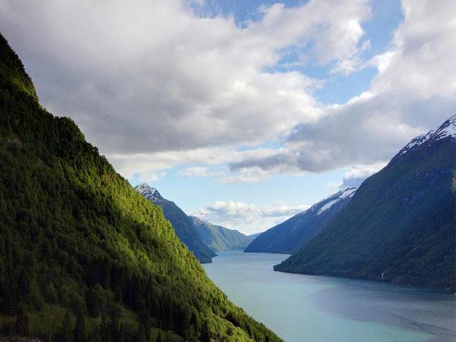 Norv ge une beaut naturelle exceptionnelle et surprenante - Office de tourisme norvege ...