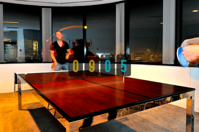 S And S Motors >> Table & Tennis