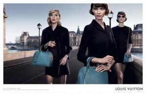 L'invitation au voyage de Louis Vuitton avec le sac Alma