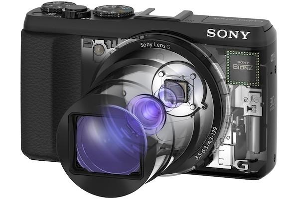 Sony Cyber-Shot HX50 - 3