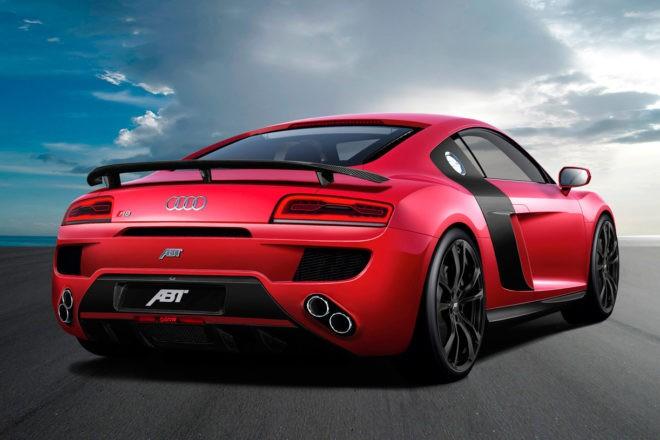 Audi R8 V10 au ABT - 1