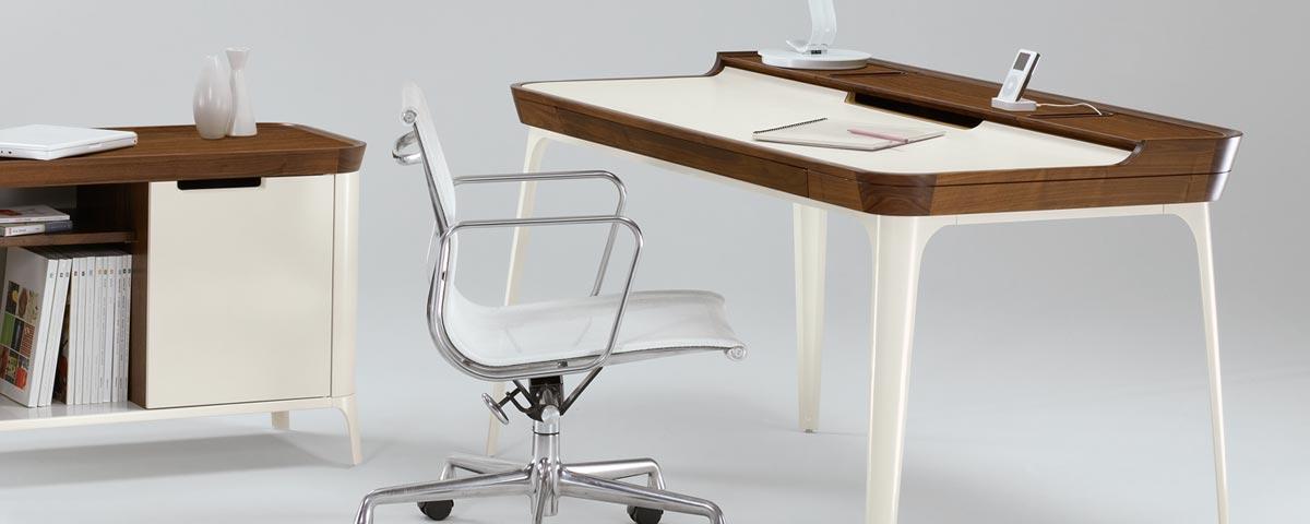 Computer Table Furniture Design: Bureau Airia Par Herman Miller
