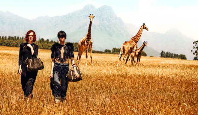 Louis Vuitton - Afrique du Sud - 1