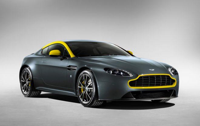 Aston Martin V8 Vantage N430 13 - 7