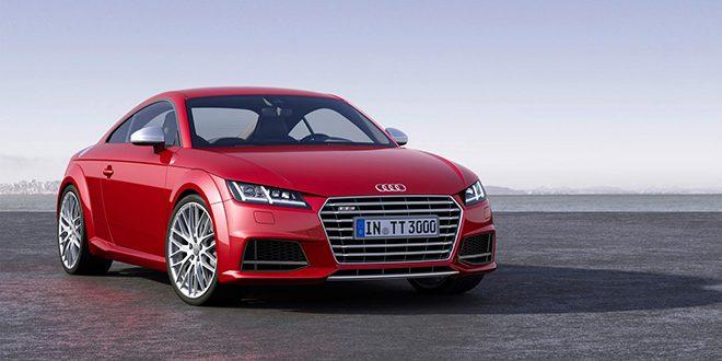 Audi TT 2015 - 9