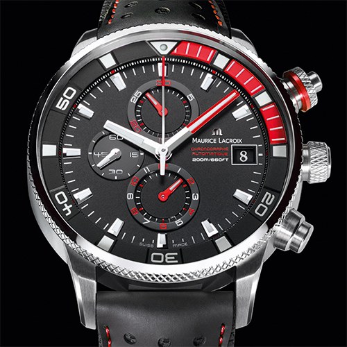 Pontos 5 Supercharged - Maurice Lacroix - 1