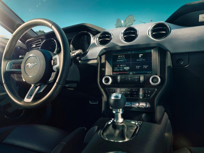 La Ford Mustang 2015 - 4