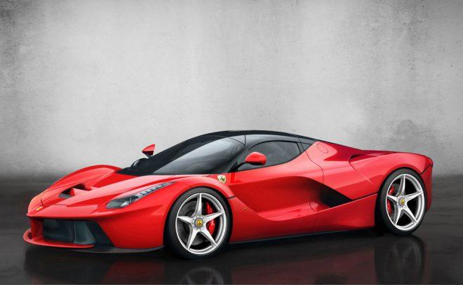 Ferrari LaFerrari Spider - 1
