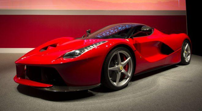 Ferrari LaFerrari Spider - 4