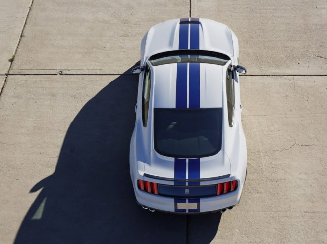 Ford Mustang Shelby GT 350 - 5
