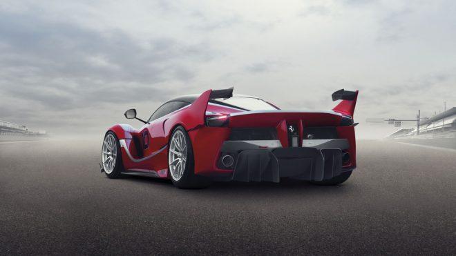 Ferrari FXX K - 5