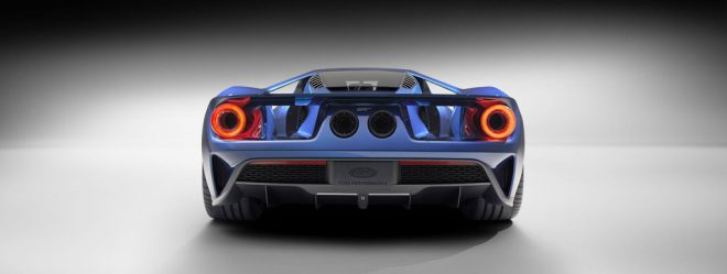 Ford GT 2016 - 2