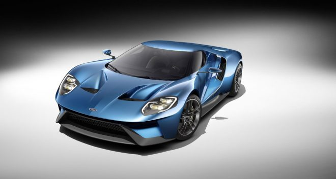 Ford GT 2016 - 3