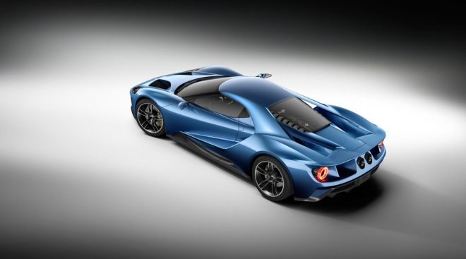 Ford GT 2016 - 4