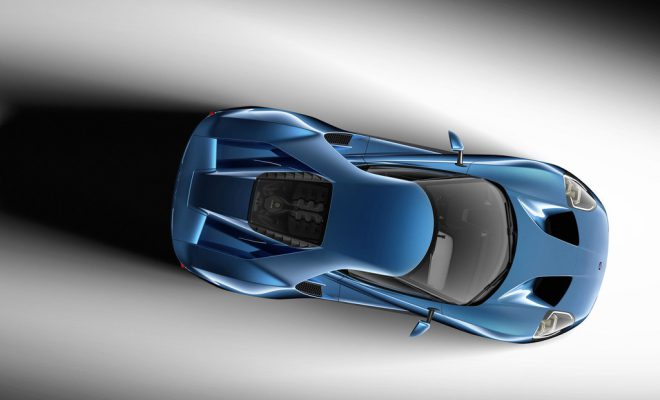 Ford GT 2016 - 7