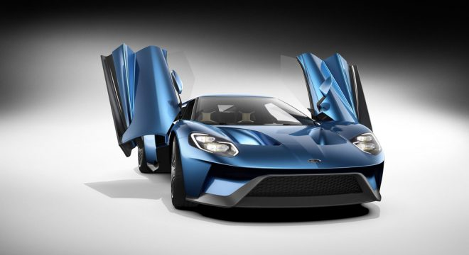 Ford GT 2016 - 8