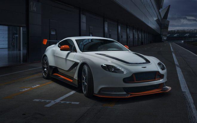 Aston Martin Vintage >> Aston Martin Vantage GT3 : 600 chevaux pour le monstre britannique