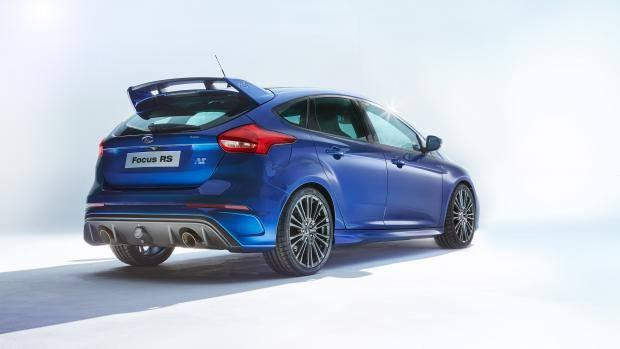 Ford Focus RS 2015 - 10