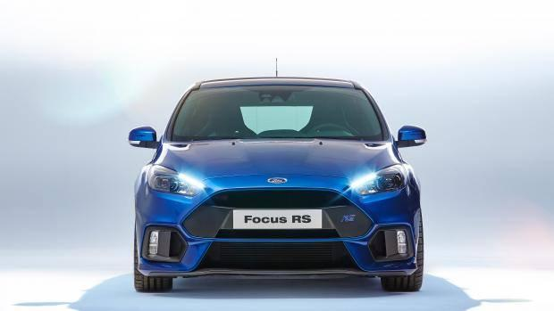Ford Focus RS 2015 - 2