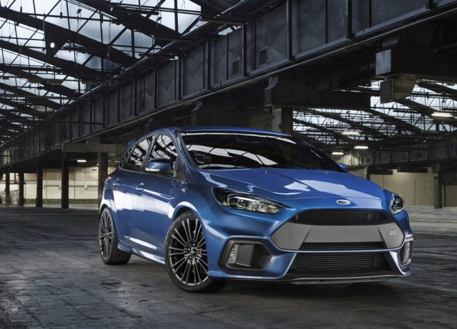 Ford Focus RS 2015 - 3