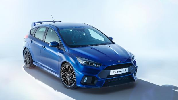 Ford Focus RS 2015 - 4