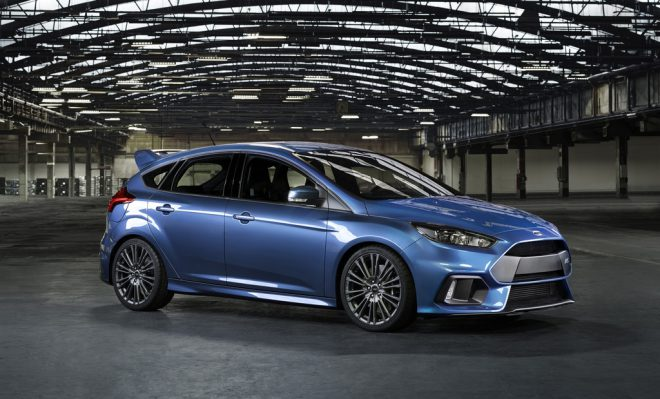 Ford Focus RS 2015 - 5