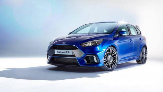 Ford Focus RS 2015 - 6