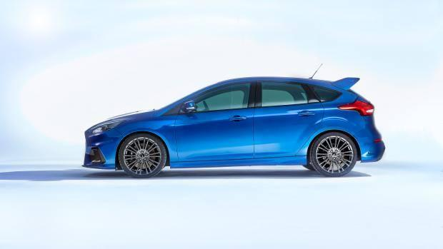 Ford Focus RS 2015 - 8