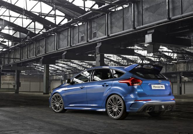 Ford Focus RS 2015 - 9