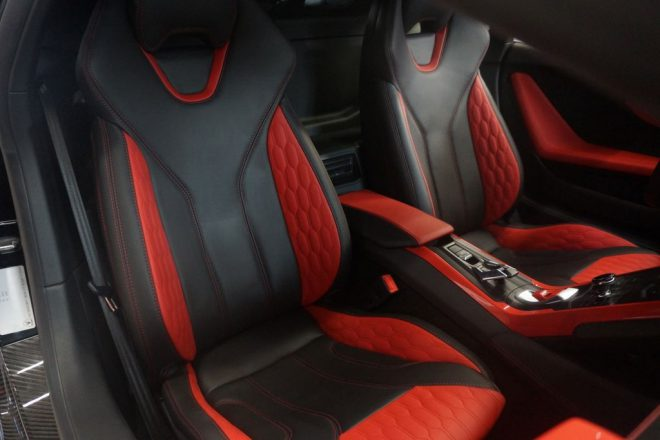 Genève 2015 : Lamborghini Huracan - 1