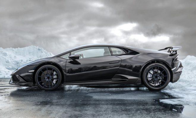 Genève 2015 : Lamborghini Huracan - 2