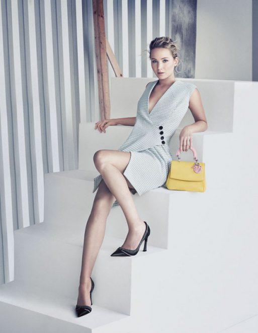 Nouvelle égérie Miss Dior : Jennifer Lawrence - 2