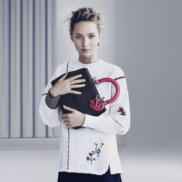 Nouvelle égérie Miss Dior : Jennifer Lawrence - 3