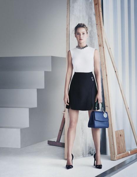 Nouvelle égérie Miss Dior : Jennifer Lawrence - 4